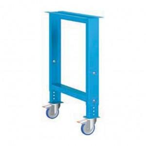 Werkbankstaander met zwenkwielen 40-69022