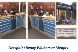 Fietspoint Benny Wolbers – Meppel