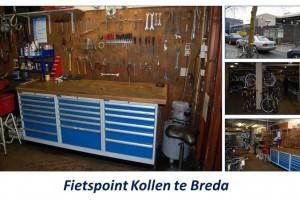 Fietspoint Kollen – Breda