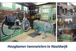 Hoogkamer tweewielers – Naaldwijk