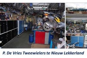P. De Vries Tweewielers – Nieuw Lekkerland