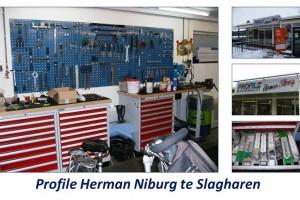 Profile Herman Niburg – Slagharen