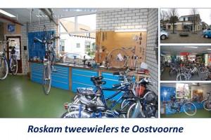 Roskam tweewielers – Oostvoorne