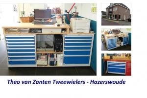Theo van Zanten Tweewielers – Hazerswoude