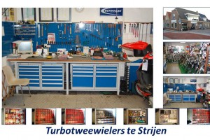 Turbotweewielers – Strijen