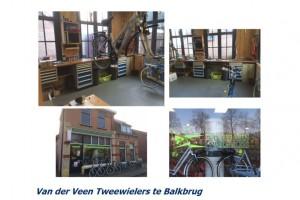 Van der Veen Tweewielers – Balkbrug