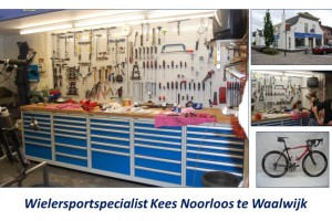 Wielersportspecialist Kees Noorloos – Naaldwijk