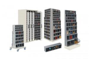 Unibox kantelbakken en opbergsystemen