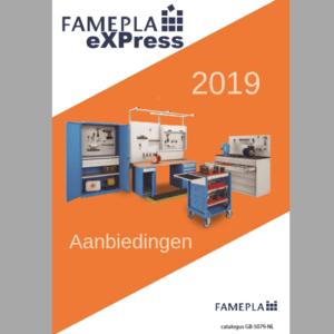 Famepla actie brochure 2019 aanbiedingen